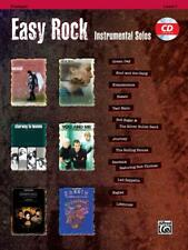 EASY ROCK INSTRUMENTALS, LEVEL 1 - NOT AVAILABLE (NA) - NEW PAPERBACK BOOK