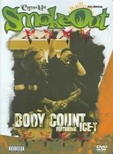 BODY COUNT - THE SMOKE OUT FESTIVAL NEW DVD