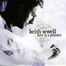 KEITH SEWELL - LOVE IS A JOURNEY NEW CD
