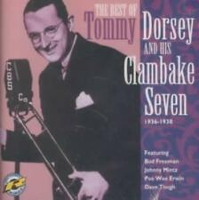 CLAMBAKE SEVEN/TOMMY DORSEY (TROMBONE) - THE BEST OF TOMMY DORSEY 1936-1938 [CHA