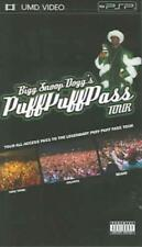 SNOOP DOGG - PUFF PUFF PASS TOUR NEW UMD