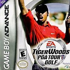 Tiger Woods PGA Tour Golf  Game boy Advance Brand new