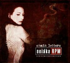 NEIKKA RPM - CHAIN LETTERS [LIMITED EDITION] NEW CD