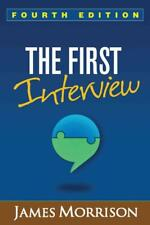 THE FIRST INTERVIEW - MORRISON, JAMES - NEW HARDCOVER BOOK