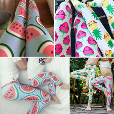 Mother Daughter Fashion Matching Family Summer Beach Yoga Floral Pants Trousers