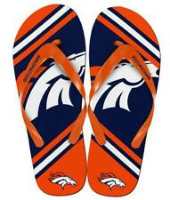 Flip Flops Denver Broncos NFL Football, Sandals, zehenlatsche, Bath Slippers,