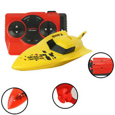 Mini 2.4G Wireless Radio Controlled Electric Sport RC  Boat Child Toys Kit Gift