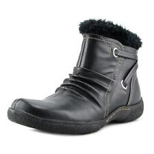Kim Rogers LURLA   Round Toe Synthetic  Ankle Boot NWOB