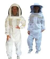 "BEEKEEPING SUIT ""OZ ARMOUR"" POLY COTTON SEMI VENTILATED BEE SUIT"