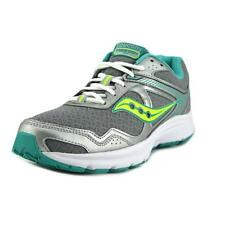 Saucony Grid Cohesion 10 Women  Round Toe Synthetic Gray Running Shoe NWOB