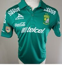 Pirma Leon FC Home Jersey-Official 2014-2015 Leon FC Jersey