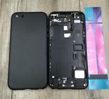 Black Rear Housing Battery Door iPhone SE Back Replacement to 7 mini Housing