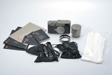 Leica M60 Camera set with 35mm f/1.4 FLE Stainless Steel (Z17G0033)