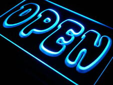i200-b OPEN Shop Cafe Restaurant Bar Pub Neon Light Sign