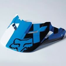 Fox Racing V1 Race 2015 Helmet Visor Blue