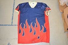 CHOICE: Dead Stock Authentic Cut Size 54 Throwback Arena BLANK Football Jersey