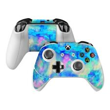 NEW Vinyl Skin for Xbox One Controller S Elite Ice Blue Sticker Decal