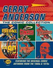 THE GERRY ANDERSON COMIC COLLECTION - ANDERSON, GERRY/ DENHAM, SAM (INT) - NEW H