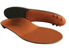 Superfeet COPPER DMP Removable and Moldable Insoles Low Medium Arch Support