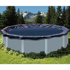 Deluxe Aboveground Swimming Pool Winter Cover 10 Year Limited Warranty