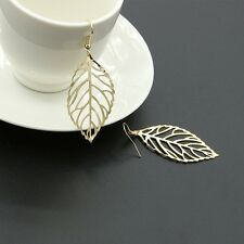 Fashion Forest Simplicity leaf drop Alloy Earrings Jewellery Christmas Gift