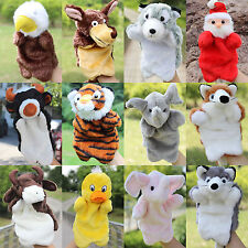 Animal Cartoon Hand Glove Puppet Plush Puppets Kids Toys Role Pretend Play NT