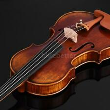 ammoon 4/4 Full Size Violin Fiddle with Shoulder Rest Metro-Tuner Case O2R9