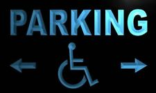 m355-b Parking Only Neon Light Sign