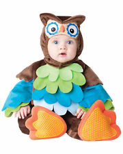 What A Hoot Owl Bird Animal Deluxe Toddler Baby Boys Infant Costume