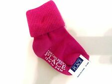 NWT CHILDREN'S PLACE TODDLER GIRLS BRIGHT PINK GRIP SOCKS SUMMER SZ 12-24MO