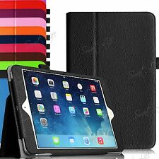 PU Leather Folding Book Stand Case Cover For iPad 5/4/3/2 Samsung Tab, Note