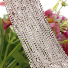 Bulk Wholesale Lots 5pcs Silver 1mm Bead Ball Chain Necklace for Pendant 20 inch