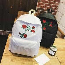 Women Handbag Shoulder 1 Pcs Canvas Backpack Fashion Girls School Bag Satchel