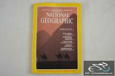 National Geographic Magazine - Napoleon, Hummingbirds Vol 161.2 February 1982