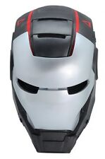 Gray Full Face Wire Mesh Protection Paintball Iron Man Mask PROP Cosplay 616