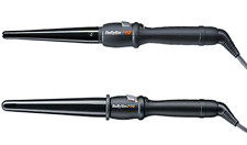 BaByliss Pro Conical Ceramic Curling Wand Iron (Assorted) /Babylisspro