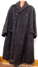Late 1800's  Mohair,True Cowboy Western Long Coat,Montana SZ 44 Montgomery Wards
