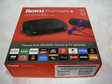 BRAND NEW* Roku Premiere + 4K ULTRA HD  HDR Digital HD Media Streamer # 4630R