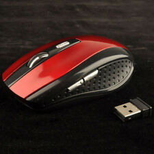 2.4GHz Wireless Optical Mouse Mice for Laptop PC Computer+USB Receiver 4Colors