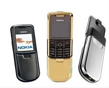 "1.7"" Nokia 8800 GSM T-Mobile Unlocked 64MB TFT Bluetooth Cell Phone"