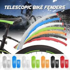 Bike Bicycle Riding Cycling Fenders Mudguard Front Rear Fenders Telescopic H2Y2