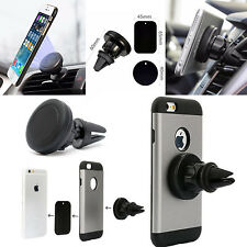 Universal 360 In Car Magnetic Air vent Mount Holder For GPS PDA All Mobile Phone