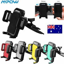 Mpow Universal CD Auto Slot Car Mount Phone Holder Cradle For iPhone 6 7  8 GPS