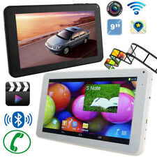 """NEW 9"""" TABLET PC 2GB RAM 2.0GHZ 4CORE ANDROID5.1 3G PHABLET WIFI  PHONE +BATTERY"""