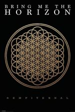 New Bring Me The Horizon Sempiternal Album Cover BMTH Poster