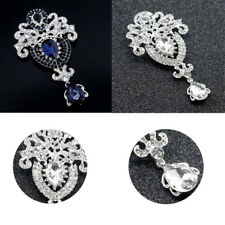 Clothing Accessories Brooch Clothing Corsage Crown Crystal