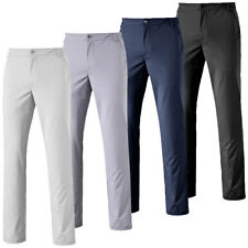 Puma Golf Mens Sport Lux Tech Pant 568467 DryCELL Trousers Performance