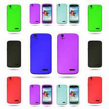 Soft Rubber Silicone Flexible Gel Skin Cover Case for ZTE Grand X