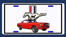 NEW 1964-1968 Ford Mustang License Plate!! FREE SHIPPING!!