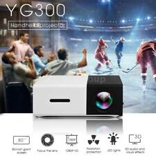Handheld Mini LED Projector HD 1080P Home Cinema Theater Multimedia for PC C3K6